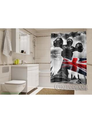 "ФотоШторы ""Британский флаг"""