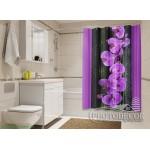 3D - Фото Шторки в ванную комнату